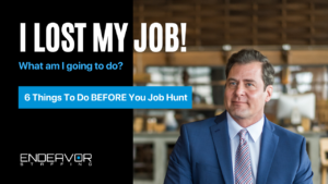 Things to do when you lost your job