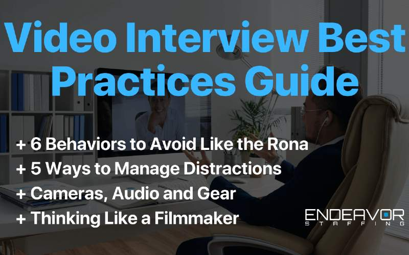 How to Prepare for Your Next Video Interview